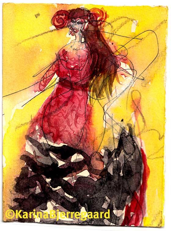 karina_bjerregaard_flamenco_dancer